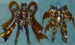 Cavaleiro zodiaco cloth myth camus aquario afrodite peixes