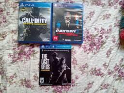 Jogos PS4  ( 50 reais cada)