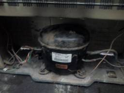 Geladeira duplex pra consertar