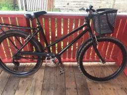 Bicicleta com v max em ótimo estado !
