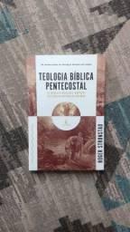 Livro Cristão - Teologia Bíblica Pentecostal.