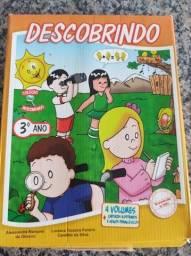 Livros Pedagógicos Descobrindo - 3º ano