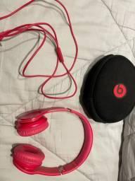 Fone Beats rosa original