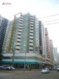 Apartamento com 1 dormitório para alugar, 43 m² por R$ 980/mês - Novo Centro - Maringá/PR