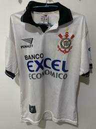 Camisa rara do Corinthians - 1997