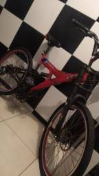 Bike especial montada