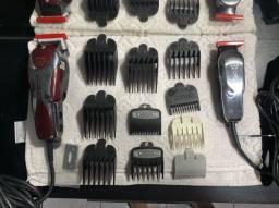 Vende _ se utensilios para barbearia