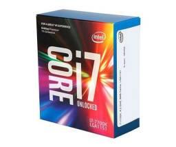 Processador I7-7700K 4.2GHZ (4.5GHZ Turbo) LGA-1151