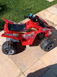 Moto infantil 4 rodas super nova