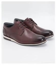 Sapato Masculino Social em Couro - Tam. 41