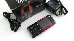 Nokia 5310 Vermelho N O V O  desbloq & Original