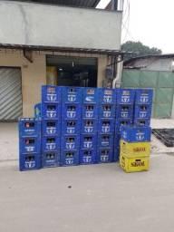 Caixa de litrão AmBev valor 19.00