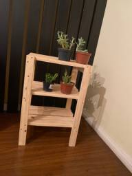 Mini armário de madeira - artesanato
