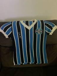 Camisa comemorativa Grêmio/Renato Portaluppi