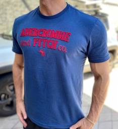 Camiseta Masculina Abercrombie Alce