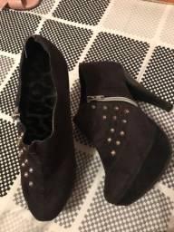 Sapato social número 36