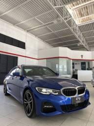 BMW 320 MSport 2021 0km emplacada