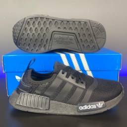 Lote com 3 pares Adidas NMD Ultimas Unidades Queima de Estoque