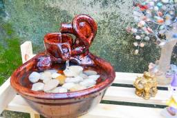 Fontes d´água Ornamentai cascatinha [Leia o Anuncio]