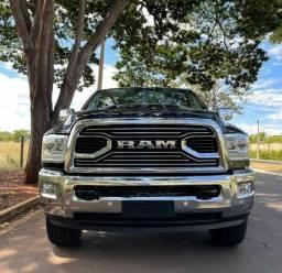 ram 2500 laraime 4x4 aut diesel ano 2018