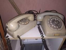 Aparelhos telefones antigos