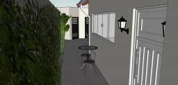 Casas Jd. Marajoara, 2 Dorm. c/ suíte. - Financia