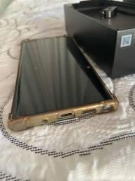 Galaxy note 10 Plus com problema no display