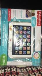 Tablet fisher price brinquedo infantil