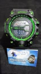Vendo relógios à prova d'água