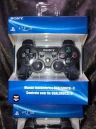 PS3 CONTROLES NOVOS!!!!
