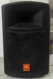 caixa acustica ativa JBL-selenium JS121A 12 polegadas 150 W RMS entrada USB