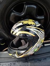Vendo capacete norisk original sem viseira