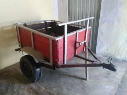 Vende-se carroçinha por R$1.200