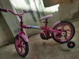 Bicicleta Caloi infantil