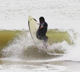 Prancha de surf Rusty