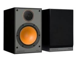 Monitor Audio Monitor 100 Black Caixa Acustica 120w - Par