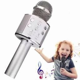 Microfone sem fio, bluetooth