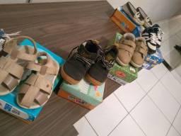 Tenis , sandália,botinha,esapatinho numeracao do 21 ao 24
