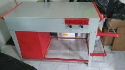 Máquina de Gravação Silkcreem com estufa de Secagem