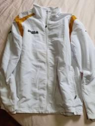 Jaqueta branca corta vento JOMA, novinha!!
