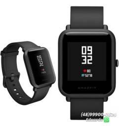 Amazfit Bip Xiaomi - Com GPS - Lacrado e Garantia!!