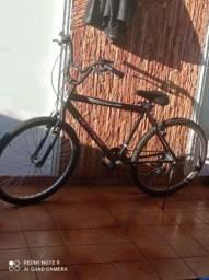 Vendo bicicleta semi nova baratissima
