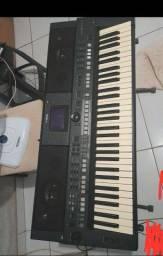 teclado yamaha psr s650