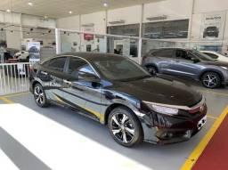 Civic Touring 1.5 Turbo em perfeito estado + Acessórios - Baixa Quilometragem (20.564Km)