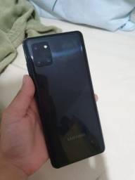 Samsung Note 10 lite na caixa - troco com torna da sua parte