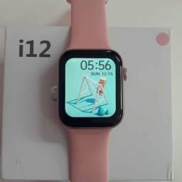 Smartwatch i12 novo na caixa