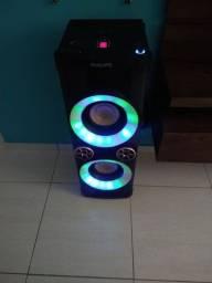 Torre de som de muita qualidade, 1000 rms