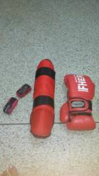 Kit de Muay Thai Fheras 10oz