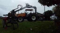 Carregador florestal tmo 760