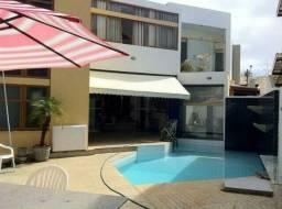 Casa temporada em Vilas do Atlântico, 6 suítes, mobiliada, 20 m da praia C/ piscina